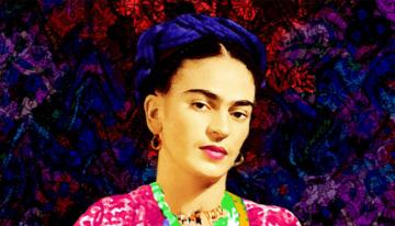 Portada Frida Kahlo