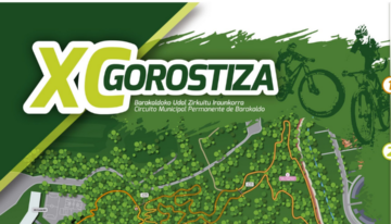 Mapa de la XC Gorostiza