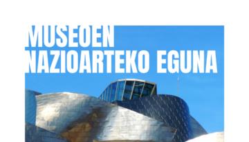 imagen con el Guggenheim de fondo